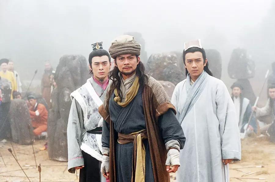 天龙八部(97黄日华版)剧照