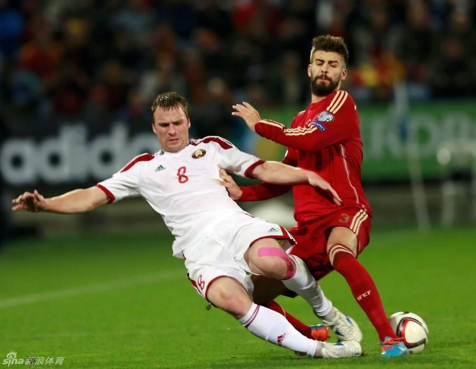 欧洲杯预选赛剧照